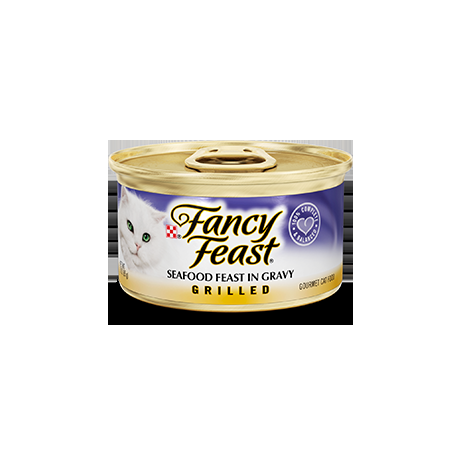 Fancy Feast Grilled Seafood Variety Pack 24/3 oz. Pack