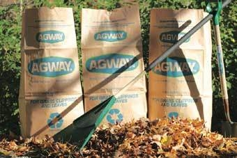 Agway® Paper Lawn & Leaf Bags (5/Pk) Only $2.88