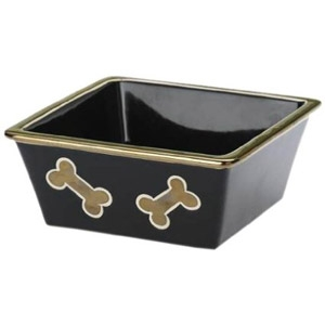 PetRageous® Uptown Square 18 oz. Bowl