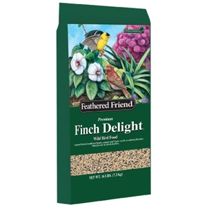 Feathered Friend Finch Delight Bird Seed