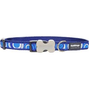 RedDingo® Circadelic Blue Dog Collar
