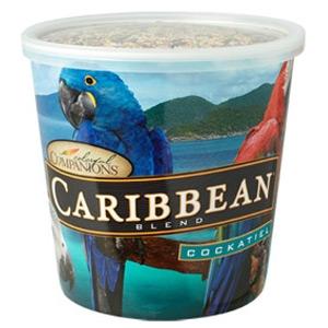 Mazuri® Colorful Companions Caribbean Cockatiel Blend 5.3 lb