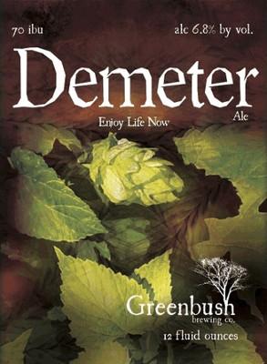 Demeter Harvest Ale