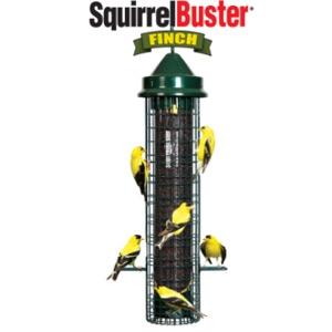 Brome Squirrel Buster Finch Bird Feeder