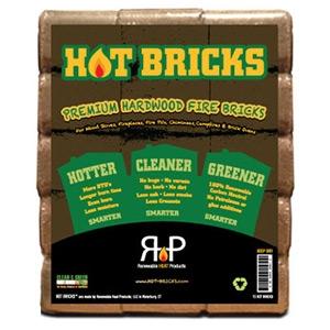 Renewable Heat Products LLC. Hot Bricks Premium Fire Bricks