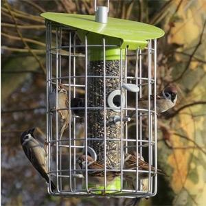 The Nuttery Roundhaus Bird Feeder