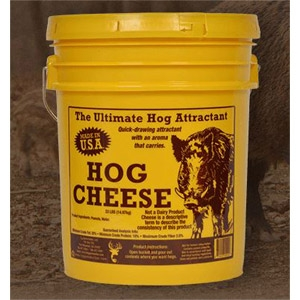 Big Game Butter Hog Cheese Hog Attractant, 33 lbs.