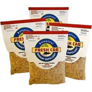 Earth Kind® Fresh Cab® Rodent Repellent