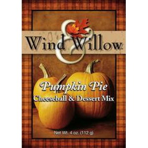 Wind & Willow, Pumpkin Pie Cheeseball & Dessert Mix