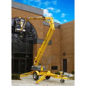 Bil Jax, 4527A Towable Boom Lift