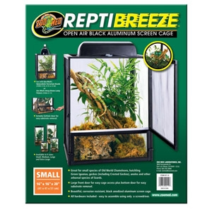 ReptiBreeze™ Screen Cage