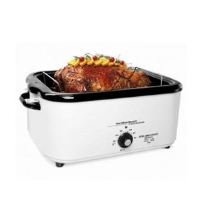 18 Quart Roaster Oven With Buffet Pans
