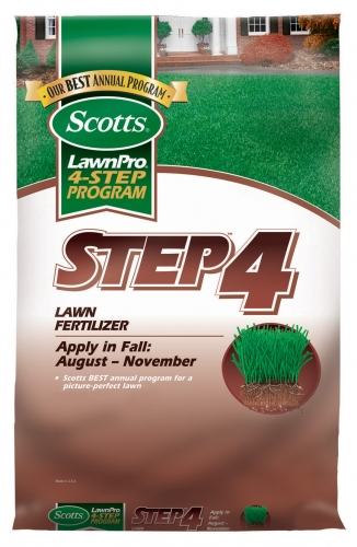 Scotts Lawn Pro Step 4 Lawn Fertilizer 15m