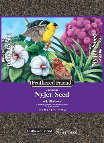 Feathered Friend Nyjer Thistle Seed 5lb