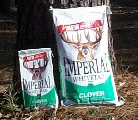 Imperial Whitetail Clover 4lb