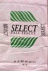 Select Fescue 50lb