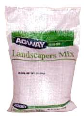 Agway Landscaper Mix 50lb