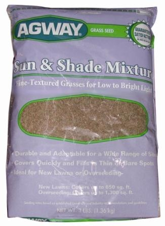 Agway Sun And Shade Mix 3lb