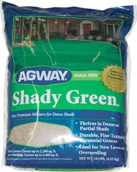 Agway Shady Green Grass Seed 10lb