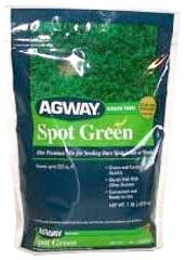 Agway Spot Green Grass Seed 1lb