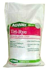 Agway Tri-rye Mix Grass Seed 50lb