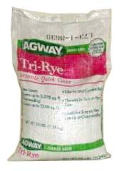 Agway Tri-rye Mix Grass Seed 25lb