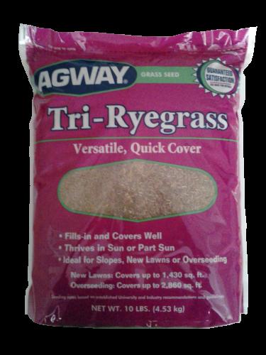 Agway Tri-ryegrass 10lb