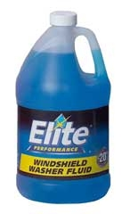 Elite Windshield Washer Fluid -20 1gal