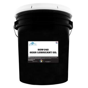 Peak 85w-140 Gear Lubricant Oil 5 Gal Pail