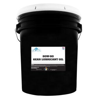 Peak 80w-90 Gear Lubricant Oil 5 Gal Pail