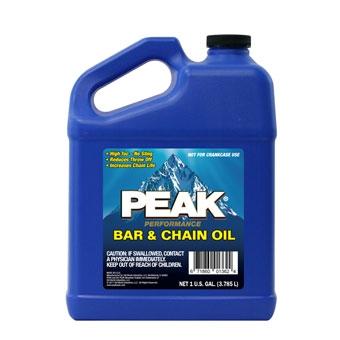 Peak Bar & Chain Oil Gal