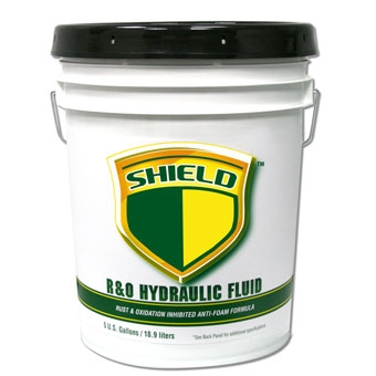 Shield R&o Hydraulic Fluid 5 Gal Pail