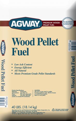Agway Wood Pellet 40lb