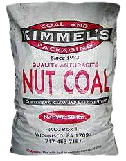 Anthracite Nut Coal 50lb