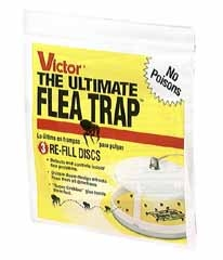 Victor The Ultimate Flea Trap Refill