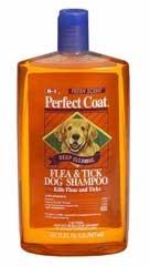Flea & Tick Shampoo Perfect Coat