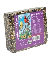 Feathered Friend Fruitberry Suet Cake 2.5lb