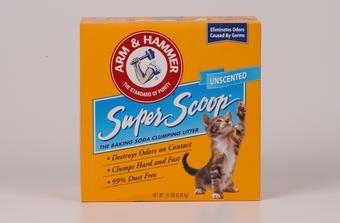 Arm & Hammer Super Scoop Unscented 14lb