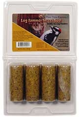 Log Jammer Insect Suet 12oz