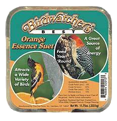 Orange Essence Suet 11.75oz