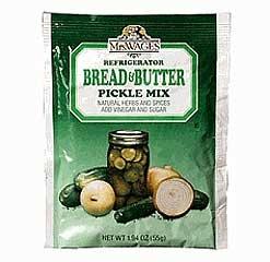 Bread Butter Refrigerator Pickle Mix 1.94oz