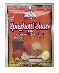 Spaghetti Mix 5oz