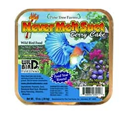 Berry Suet Cake 13oz