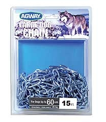 Agway Large Dog Chain 15ft