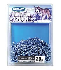 Agway Large Dog Chain 20ft