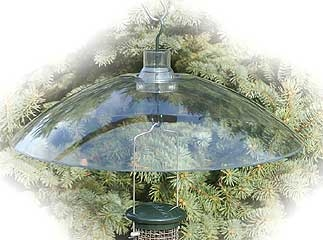 Audubon Clear Hang Or Mount Baffle