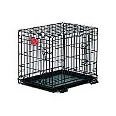 Life Stages Double Door Dog Crate Small