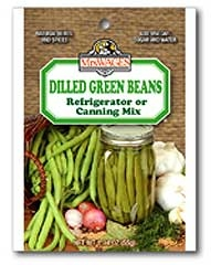 Dilled Green Beans Canning Mix 1.66oz