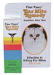 Cat Ear Mite Remedy