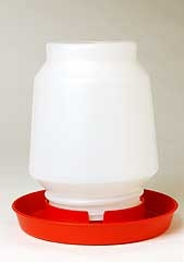 Poultry Fountain Waterer 1gal